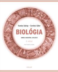 Biológia II. kötet – Ember, bioszféra, evolúció (Harmadik, javított kiadás)
