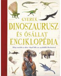 Gyerek Dinoszaurusz- és ősállat-enciklopédia