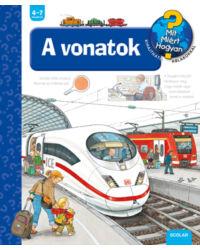 A vonatok (2. kiadás)