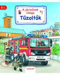A járművek világa – Tűzoltók