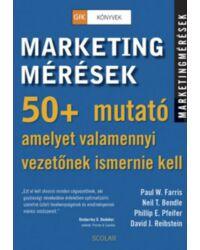 Marketingmérések (GfK-könyvek)