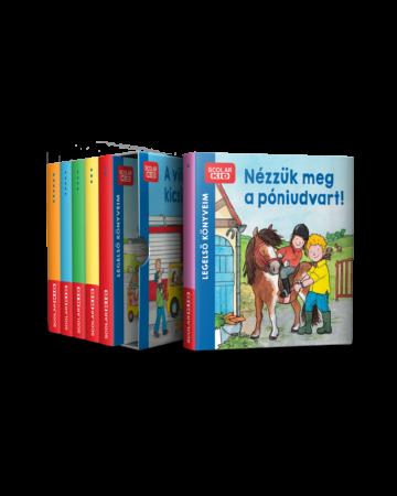 A világ kicsiben - Legelső könyveim