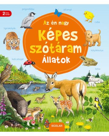 Az én nagy képes szótáram – Állatok