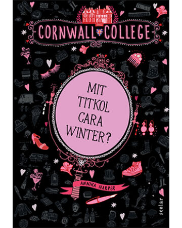 Mit titkol Cara Winter? (Cornwall College 1.)