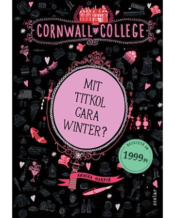 Mit titkol Cara Winter?