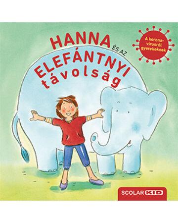 Hanna és az elefántnyi távolság - A koronavírusról gyerekeknek