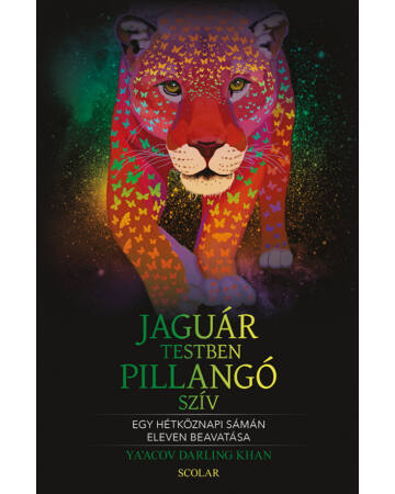 Jaguártestben pillangószív (e-könyv)