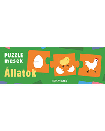 Puzzle-mesék – Állatok