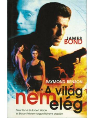 A világ nem elég (James Bond-sorozat)