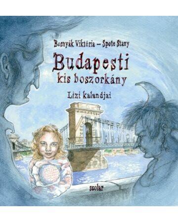 Budapesti kis boszorkány – Lizi kalandjai