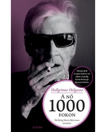 A nő 1000 fokon – Herbjörg María Björnsson története (e-könyv)