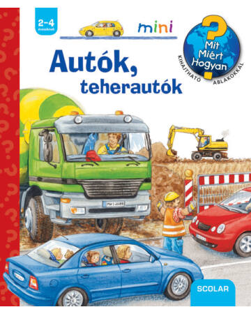 Autók, teherautók