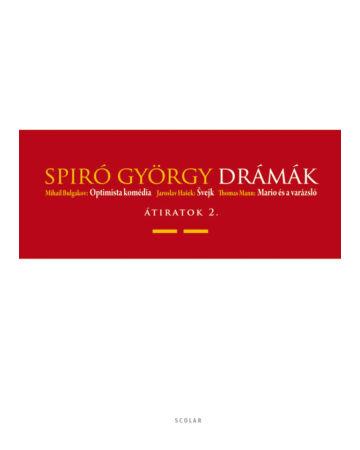 Drámák II. – Átiratok 2