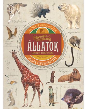 Érdekességek gyűjteménye – Állatok