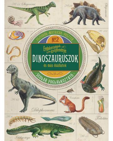 Érdekességek gyűjteménye – Dinoszauruszok és más ősállatok