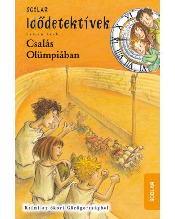 Csalás Olümpiában (Idődetektívek 10.)