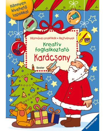 Kreatív foglalkoztató – Karácsony (2. kiadás)