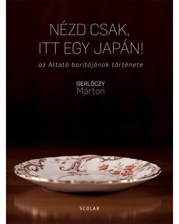 Nézd csak, itt egy japán! – Az Altató borítójának története