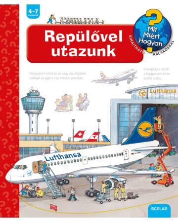 Repülővel utazunk