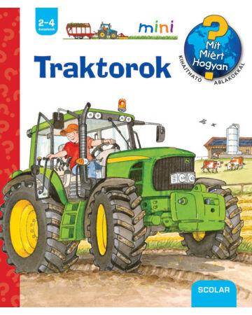 Traktorok