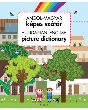 Angol–magyar képes szótár / Hungarian-English Picture Dictionary