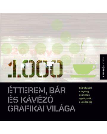 1000 étterem, bár és kávézó grafikai világa
