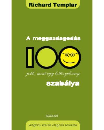 A meggazdagodás 100 szabálya